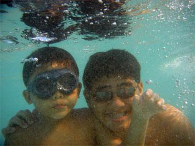 Bora Underwater