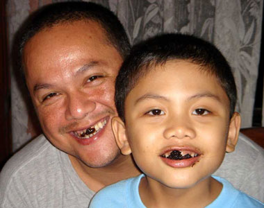 Dad and Marco