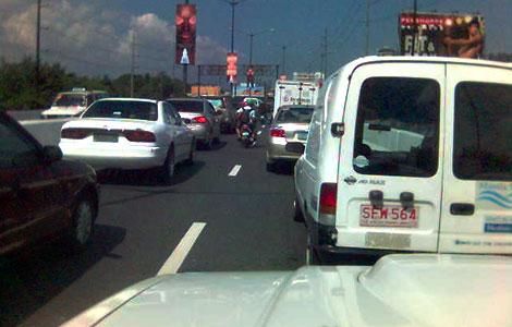 Buendia Traffic