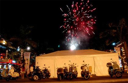Vespinoy: Fireworks