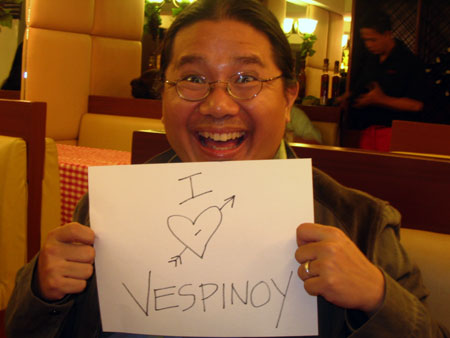 Vespinoy: Amore!