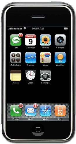 Vespinoy: iPhone