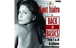Agot Isidro Back to Basics